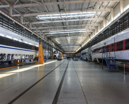 Bombardier Sifang (Qingdao) Transportation suministrará 168 vehículos a CRC