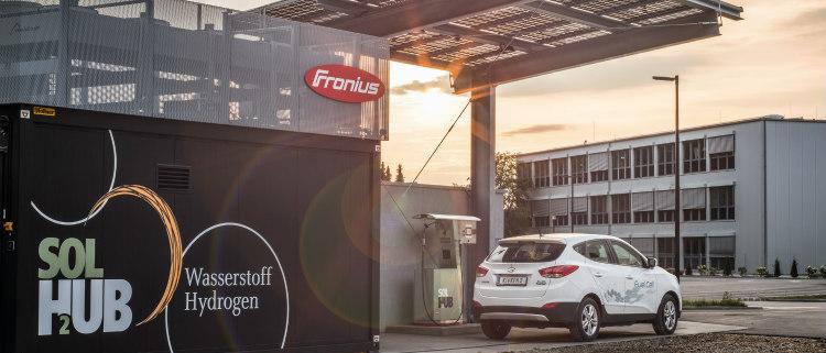 Fronius Ohmpilot y Fronius SOLH2UB premiados por su diseño y servicios