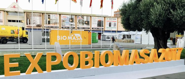 El 80% del espacio expositivo de Expobiomasa 2019 ya ha sido reservado
