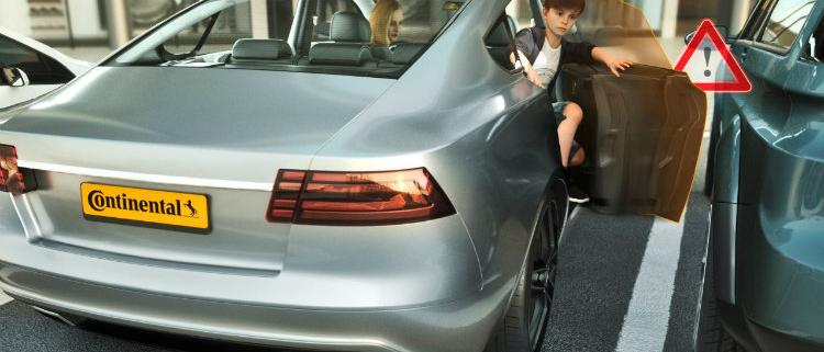El sistema de puertas inteligentes de Continental recibe el Premio a la Innovación CES 2019