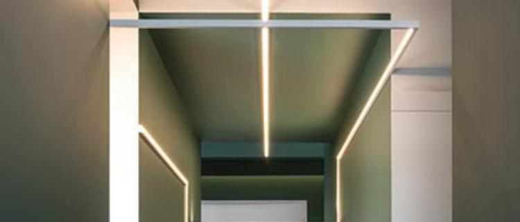 Orac Decor presenta U-Profile, la cornisa de iluminación en forma de U