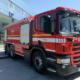 La diputación foral de Bizkaia refuerza su servicio con una autobomba Scania
