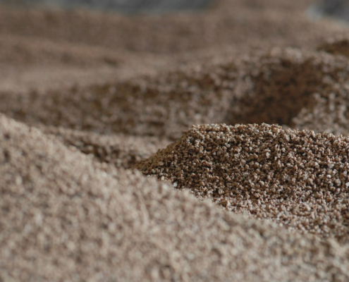 28 días de autoabastecimiento energético solo con biomasa