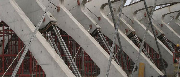 El hormigón preparado crece en Euskadi en un 10%