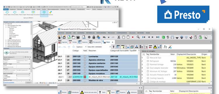 Presto y BIM&CO colaboran para mejorar el flujo de trabajo BIM