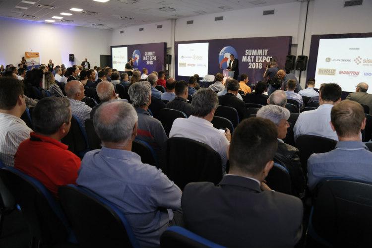 Balance de M&T Expo 2018, la feria técnica de equipos para construcción y minería en América Latina