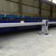 Moldtech instala una mesa fija especial para prelosas en Francia
