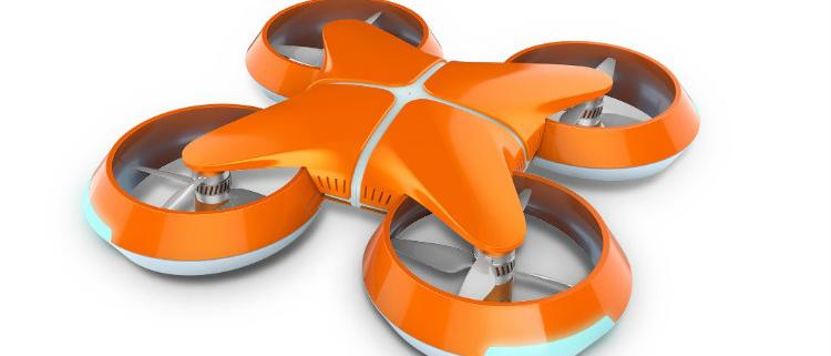 Net Guard: el proyecto de dron para rescates en grandes alturas
