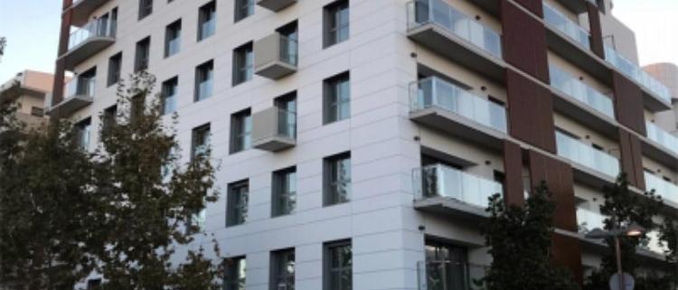 Soluciones de aislamiento ISOVER en el Residencial Nou Eixample Mar