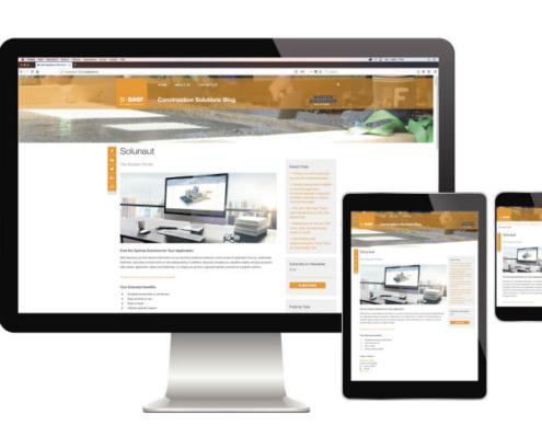 Solunaut es el buscador de soluciones en línea para el sector de la construcción