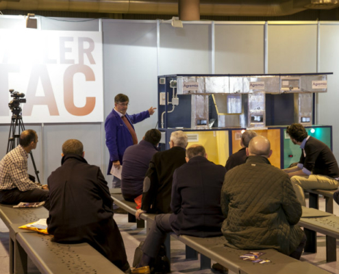 Climatización y Refrigeración 2019 organiza el Taller TAC