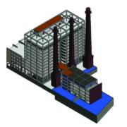SCAN to BIM: Digitalización de edificio de oficinas en el centro de Barcelona