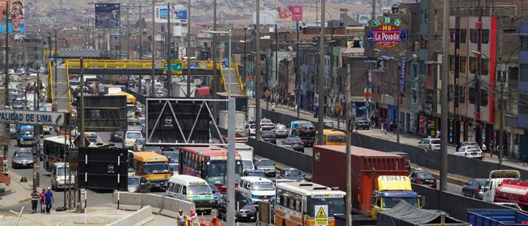 TYPSA consigue el contrato del Plan Maestro de Transporte Masivo en Lima y Callao