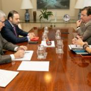 Fomento licitará 375 millones de euros en infraestructuras ferroviarias de Extremadura