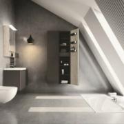 Geberit da paso al concepto de baño inteligente en Cevisama