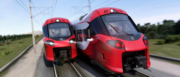 Alstom España suministrará 34 trenes regionales para Luxemburgo