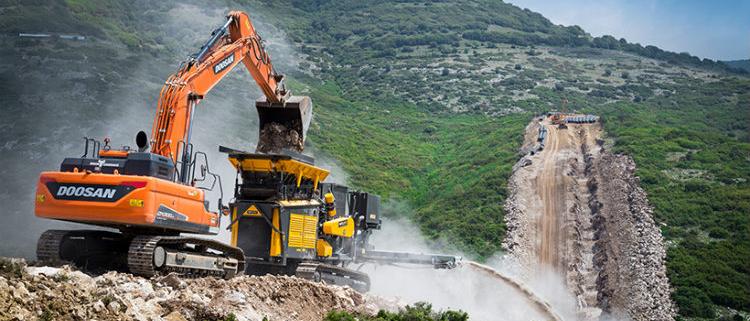 Doosan se centra en el negocio de apoyo a la infraestructura (ISB)