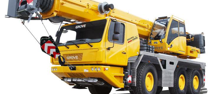 Grove lanza la GMK3060L, sucesora de la GMK3060, en bauma 2019