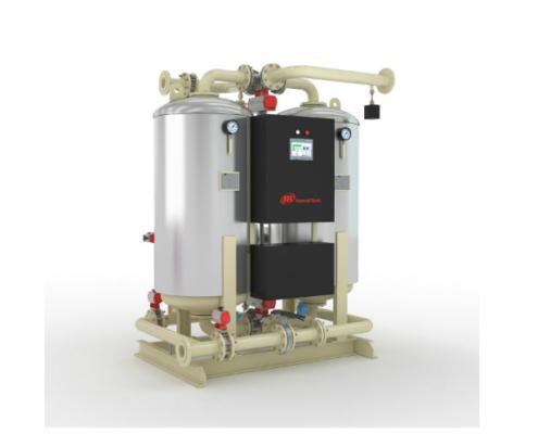 Nuevos secadores por calor de compresión de Ingersoll Rand