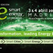 VIII edición del Smart Energy Congress: 'Digital Tranformation, Leading Energy Efficiency'