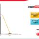 Manitowoc lanza una App que determina la combinación de pluma y plumín en una grúa