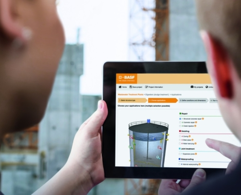 Master Builders Solutions presenta la herramienta Online Planning Tool