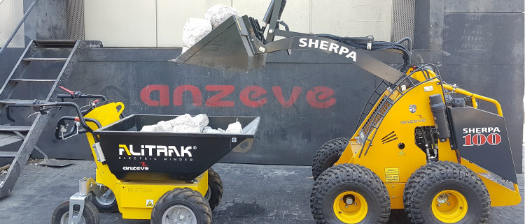 ANZEVE presentará sus nuevos productos para alquiladores en el Foro ASEAMAC 2019