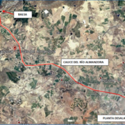 Mejora de la calidad de las aguas para riego en la C.R de Cuevas del Almanzora (Almería). Red de impulsión con Tuberías TOM de PVC-O