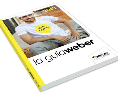 La Guía Weber 2019, una herramienta de trabajo básica para la construcción