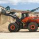 Nueva cargadora de ruedas Doosan DL580-5 para trabajos más pesados