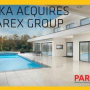 SIKA presenta una oferta vinculante para adquirir Parex