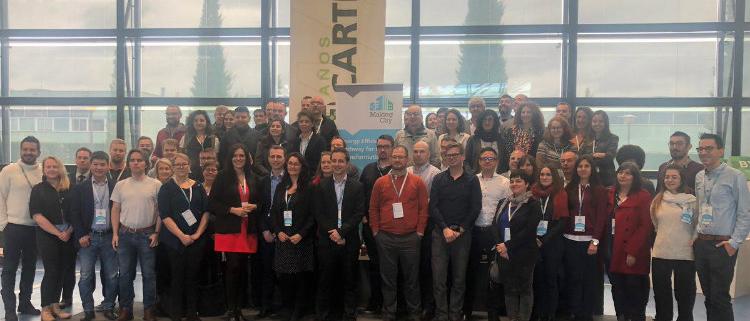 Arranca el proyecto europeo MAKING-CITY por un futuro sostenible para las ciudades