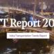 Indra elabora un Informe de Tendencias del Sector Transportes