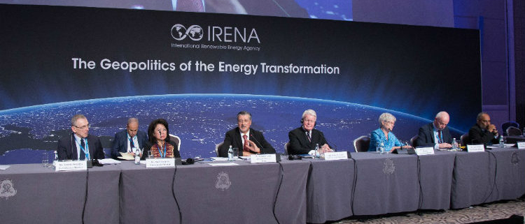 Nuevas dinámicas de poder geopolítico gracias a la transformación energética