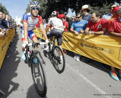 Continental patrocina el premio a la combatividad de La Vuelta