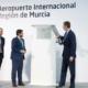 Apertura del Aeropuerto Internacional Región de Murcia