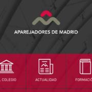 El Colegio de Aparejadores de Madrid lanza #APParejadores, su primera aplicación móvil
