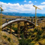 ULMA participa en el proyecto de construcción del puente en arco Eresma de Segovia