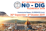 37º International NO-DIG Conference & Exhibition en Florencia