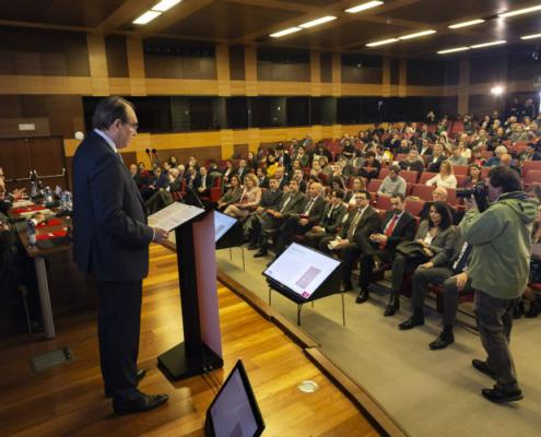 Weber participa en la entrega de los XVII Premios Cerámica de ASCER