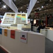URSA ha estado presente en la Feria BAU 2019