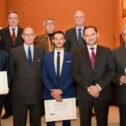 Premio ANCI a Tesis Doctorales 2018 para Iván Couceiro Aguiar