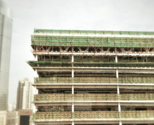 La producción de hormigón preparado crece impulsada por la obra privada