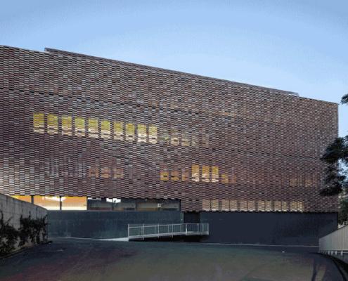 Más de 45.000 piezas cerámicas Flexbrick en el Instituto de Investigación de Sant Pau