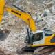 Nueva generación de excavadoras sobre cadenas R 934 de Liebherr
