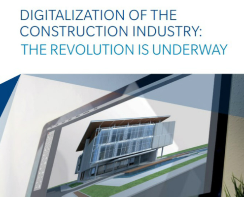 Informe de Oliver Wyman sobre la digitalización en el sector de la construcción
