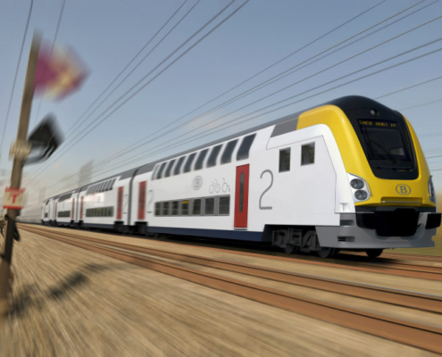 Premiados los trenes de cercanías de doble piso M7 de Bombardier