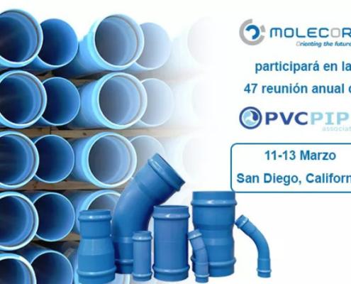 Molecor participa en la reunión anual de la Uni-Bell PVC Pipe Association