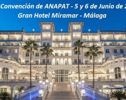 25ª Convención de ANAPAT: disponibles los formularios de inscripción