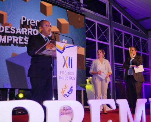 Cohidrex galardonada con el Premio Desarrollo Empresarial